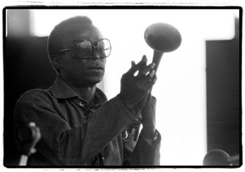 Miles, 1969.