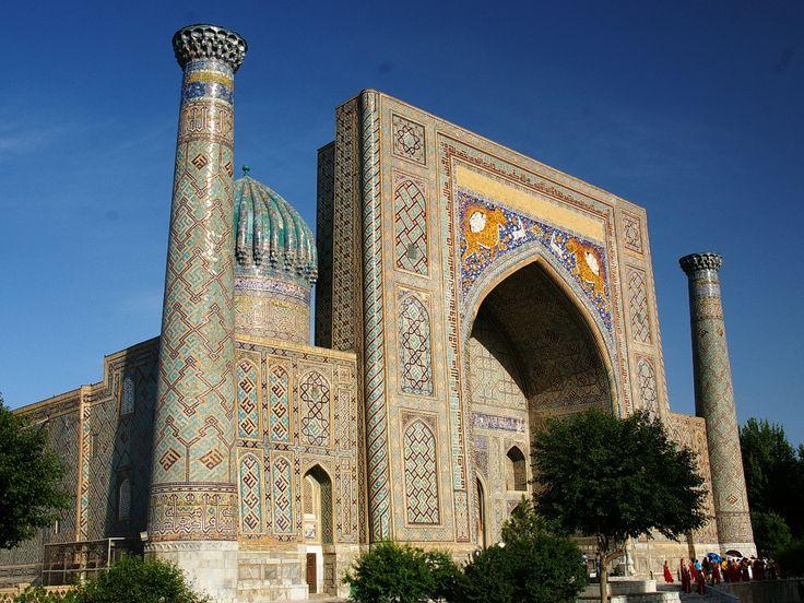 #Oezbekistan #Samarkand