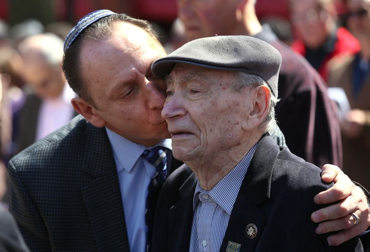 We Must Honor the Holocaust Survivors' Stories