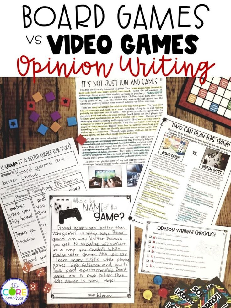 Video V Board Game Paired Text Passage Opinion Writing Editable Essay Argumentative On Domestic Violence