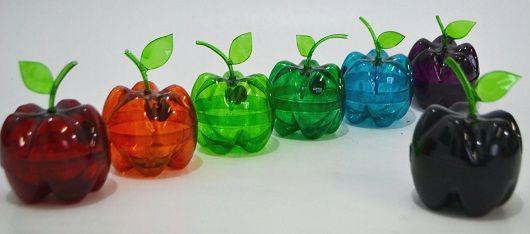 Cómo Apple botellas de PET