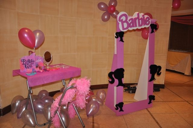 "Photo 1 of 15: Barbie Glam / Birthday ""Alexxa's 7th birthday party"" 