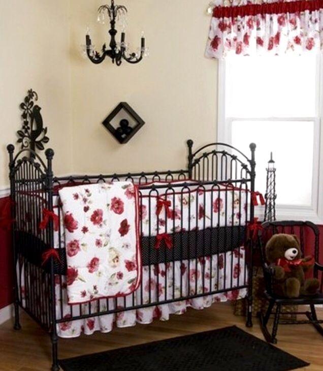 Gothic Baby Room