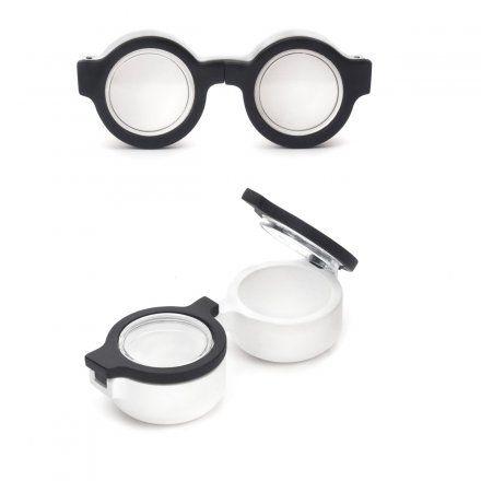 Kikkerland Kontaktlinsenbehälter Specs