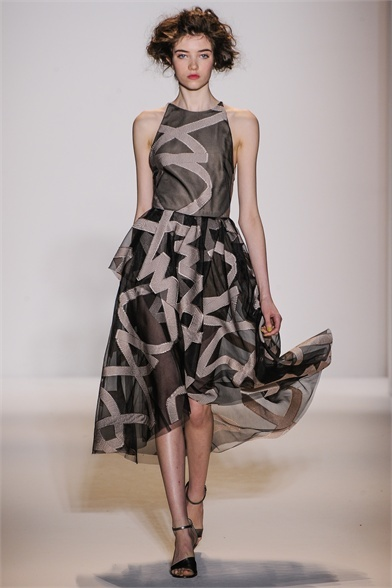 Lela Rose - Collections Fall Winter 2013-14 - Shows - Vogue.it