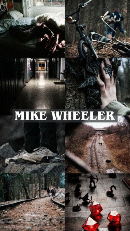 Mike wheeler stranger things lockscreen | Tumblr