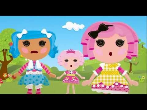 Lalaloopsy The Search For Pillow 2012 Widescreen Hd