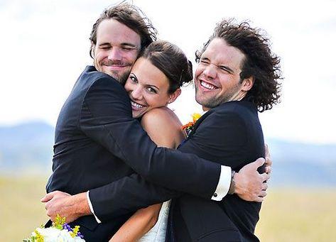 Where & How to Publish Bride's Escort in Program. #weddings #programs #advice