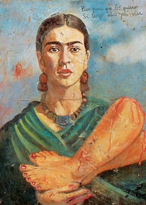 Frida Kahlo es, en palabras de uno de sus muchos estudiosos, el pintor más famoso del mundo. No es el más famoso pintor de sexo femenino, no es el más famoso pintor mexicano, ni siquiera el más famoso pintor discapacitado, aunque ella era todas esas cosas.