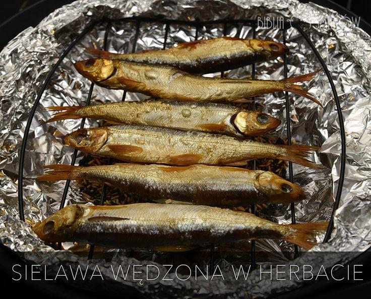 tea-smoked whitefish