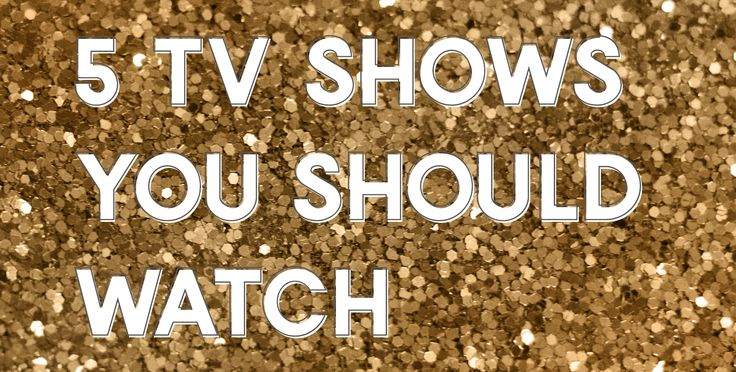 Five TV shows I'm recommending to anyone who'll listen | Francesca Sophia