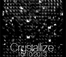 the #New #Trend is online! #Crystallize http://www.easycoolhunting.com/