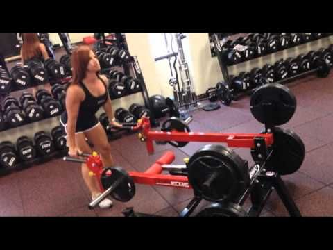 The Versatile LeverEDGE Trap Shrug/Lunge/Deadlift