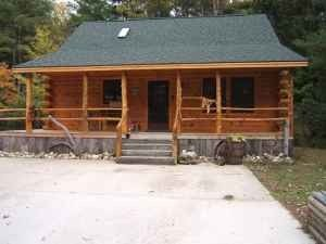 pole barn homes | for beautiful log home with pole barn price $ 130000 seller free home ...
