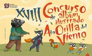 XVIII Concurso de Álbum Ilustrado A LA ORILLA DEL VIENTO (2014). Por Gabriela Mariel Arias.