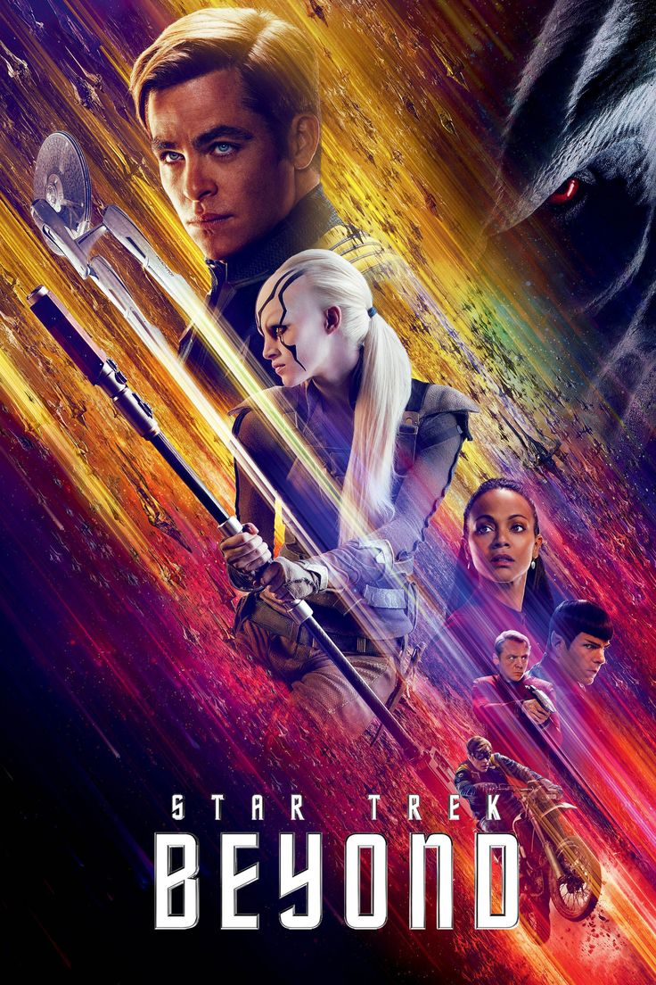 Star Trek Beyond - The USS Enterprise crew explores the furthest reaches of uncharted space, where they encounter a mysterious new enemy who puts them and everything the Federation stands for to the test.