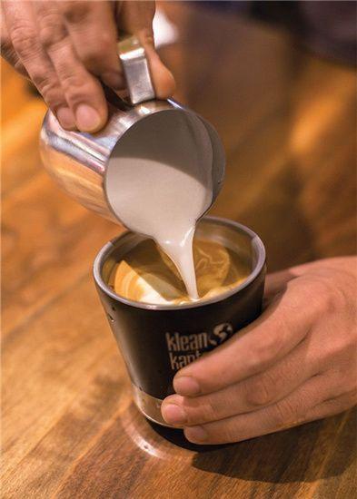 Koffie/thee beker Klean Kanteen
