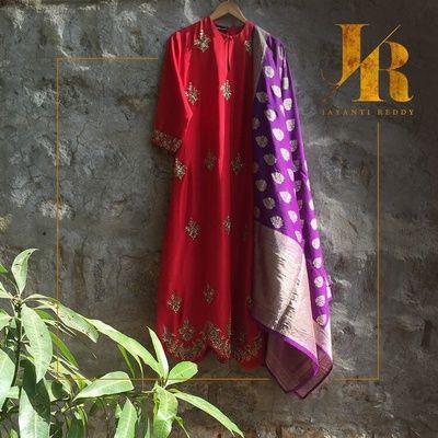 Jayanti Reddy Info & Review | Wedding Bridal Wear in Hyderabad | Wedmegood
