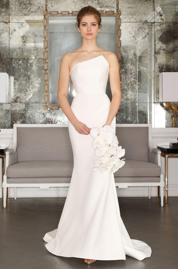 Romona Keveza Spring Bridal 2017 | #BridalFashionWeek #WeddingDress [Photo: Courtesy]
