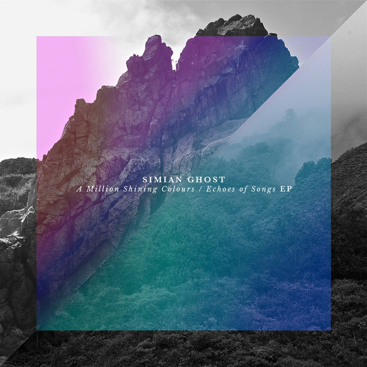 Simian Ghost - A Million Shining Colours / Echos Of Songs