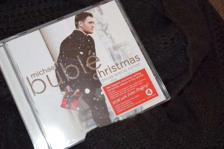 christmas album by michael buble <3
