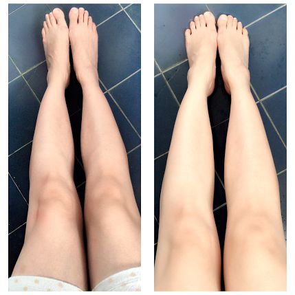 "Darkened elbows, knees, and armpits can look pretty unflattering, especially against pale skin. It almost gives you that ""unwashed"" feeling, or as if you've fallen down and are caked in mud. If dark elbows, knees, and armpits bother you, there's a very simple and cheap cure! Let me show you how to get rid of… Read More »"