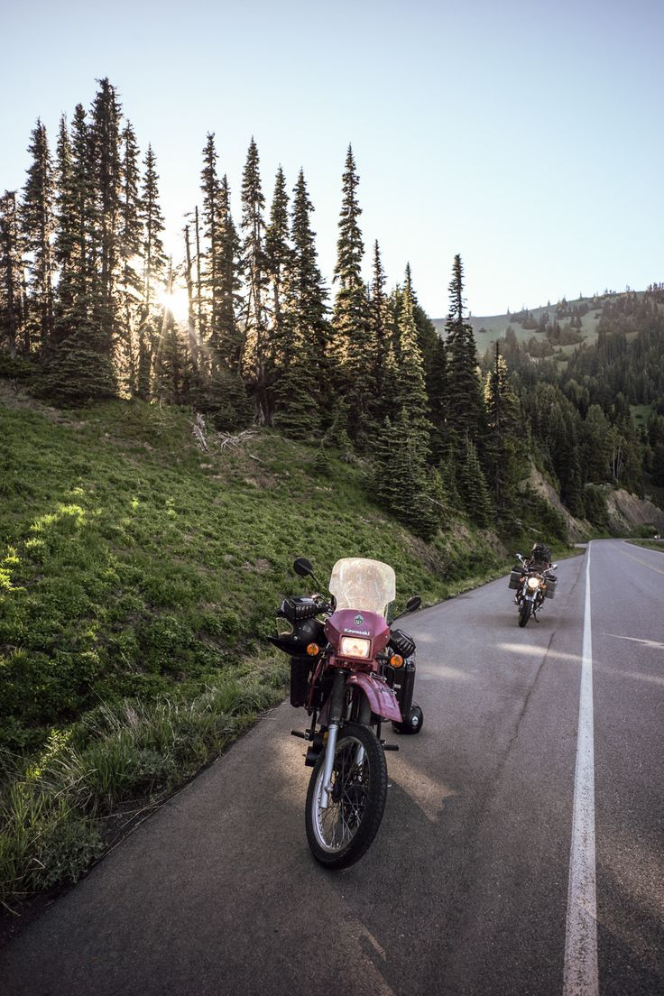 11,000mi: Riding a motorcycle to the end of the world. - Imgur
