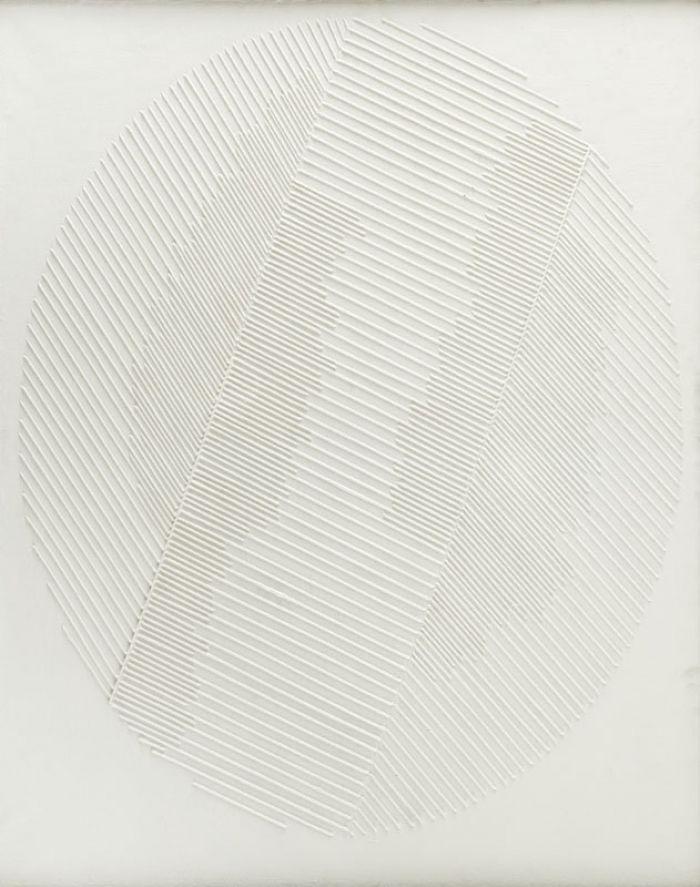 Janusz Orbitowski - Kompozycja 18/89, 1989 r.