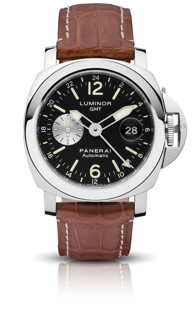 Panerai Luminor GMT Automatic | TheWatchIndex.com