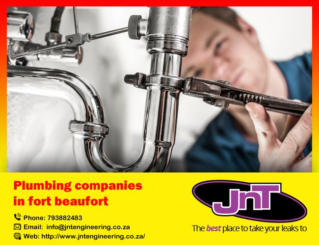 Plumbing Companies in Fort Beaufort – #PlumbingServices You Can Count Upon http://bit.ly/2iDNlUH If you are also searching for the plumbing services in Fort Beaufort for the superior maintenance and installation pipes.