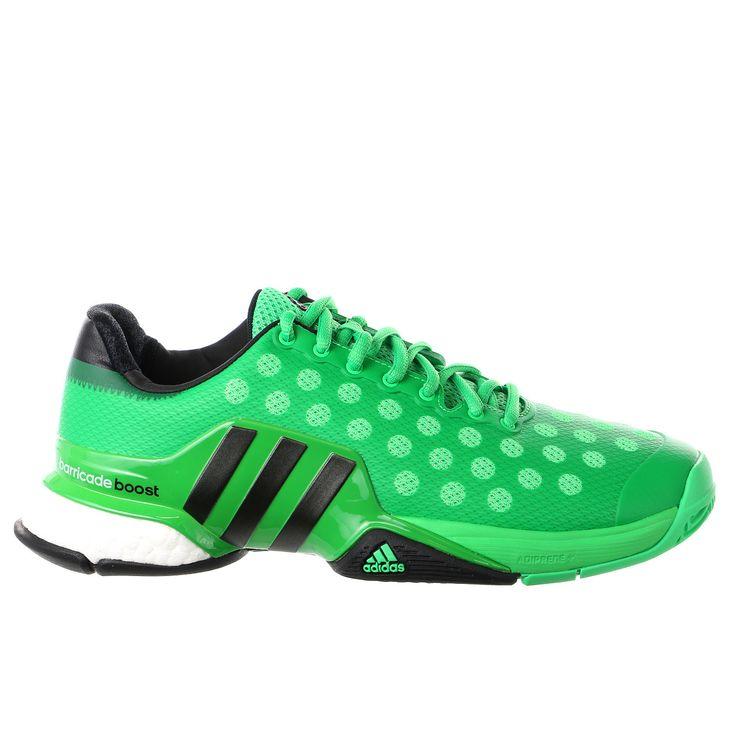 Adidas Barricade 2015 Boost Tennis Sneaker Shoe - Mens ...
