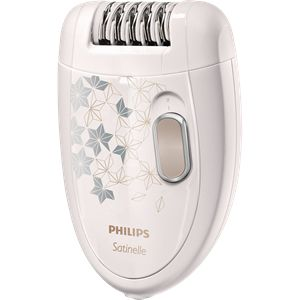 Philips HP6401 Satinelle Epilator Review | Resource for Best Epilator Reviews ~~ chicparlour.com #epilator #PhilipsEpilator