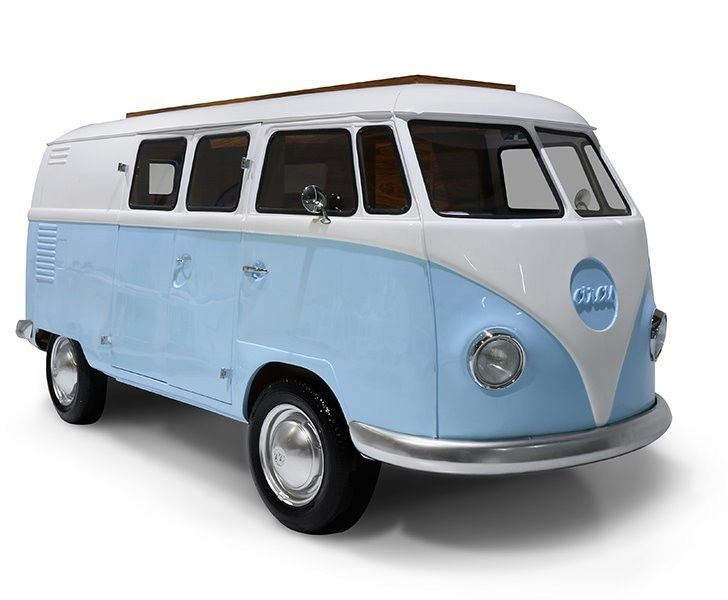 Limited Edition VW Bus Inspired Bed Is Perfect For Kids Cruising Off To  Sleep