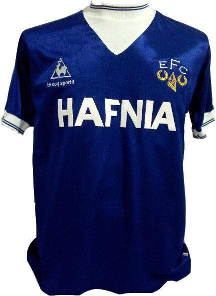 Everton, 1984