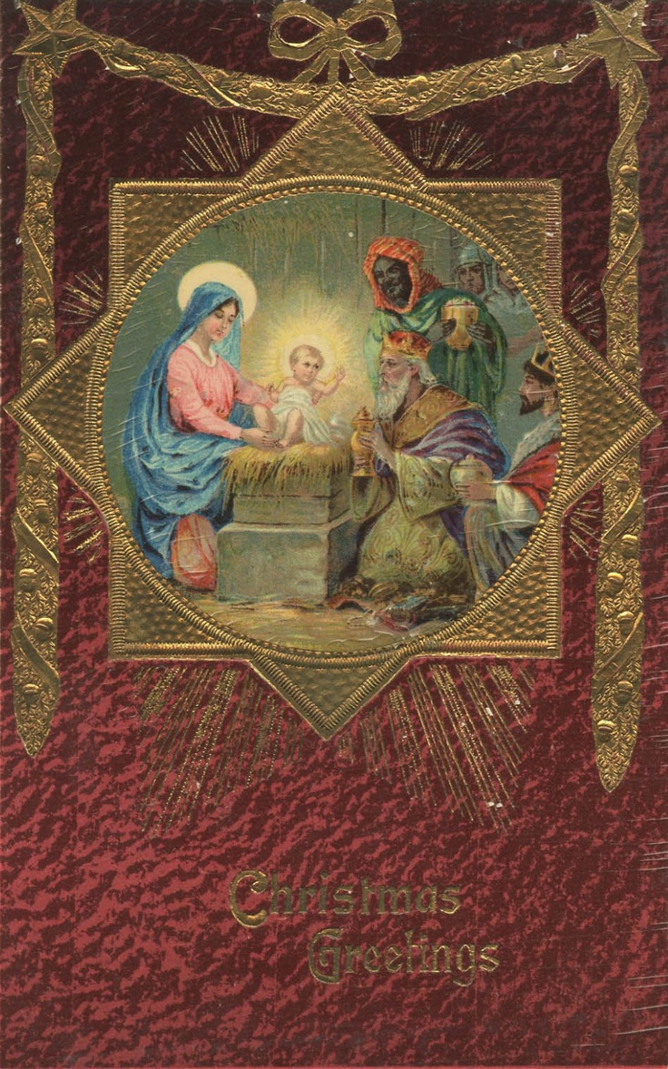 266 best christmas cards with nativity images on pinterest