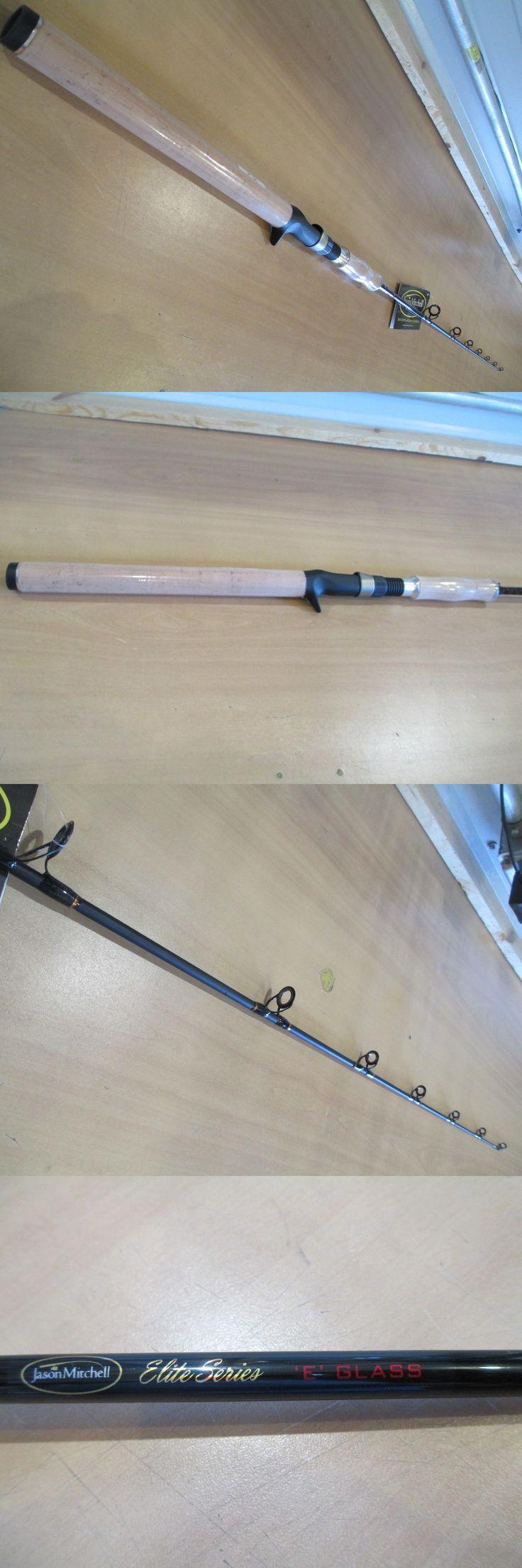 Trolling Rods 56732: Jason Mitchell Elite Series 5 Foot Medium Heavy Trolling Fishing Rod -> BUY IT NOW ONLY: $49.99 on eBay!