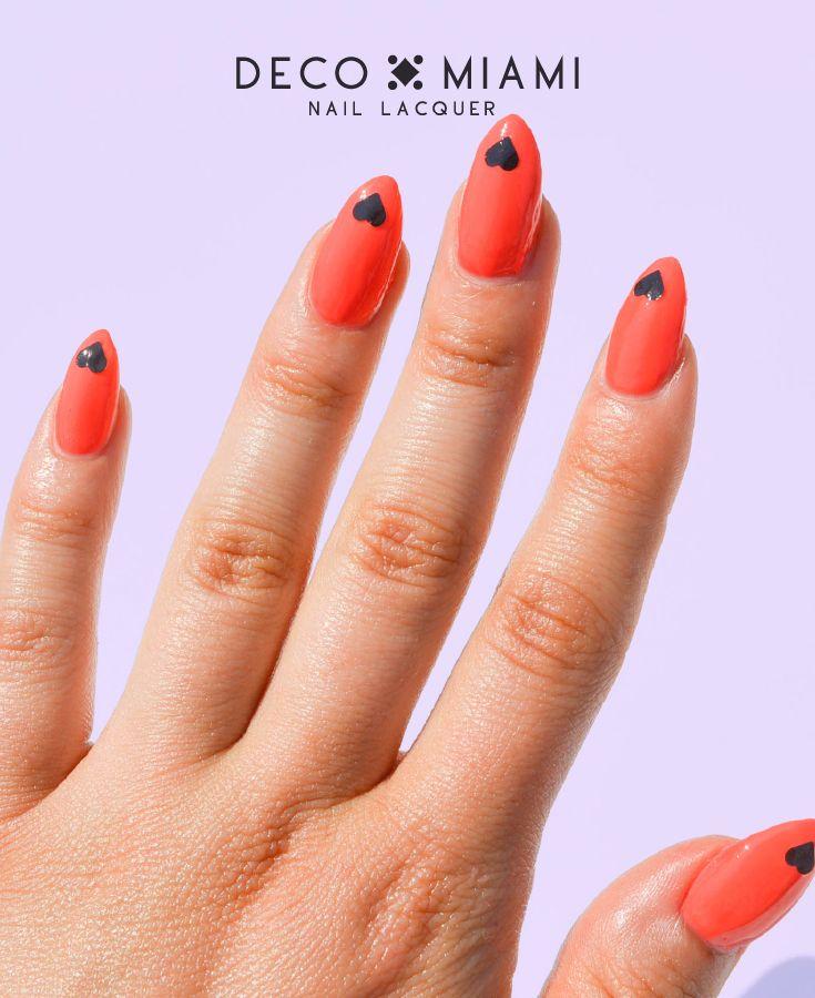 Feeling fuego cruelty free nail polish miami nails