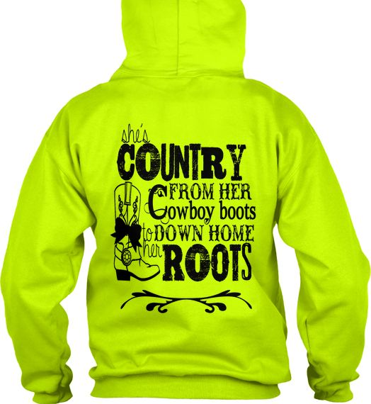Country hoodies for girls