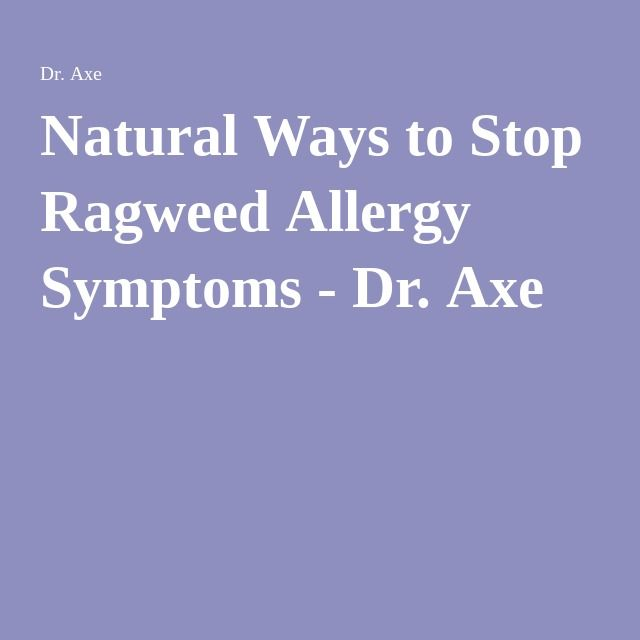 1000 ideas about ragweed allergy on pinterest latex allergy food allergies and food allergy. Black Bedroom Furniture Sets. Home Design Ideas