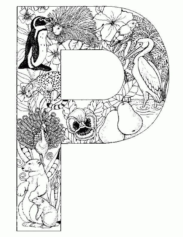 52 Best Alphabets Images On Pinterest