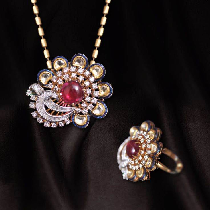 Exquisite Diamonds - Colourful - Diamond Jewelry       Call us NOW for Diamond Jewelry, Designer Jewelry, Bridal and Semi - Bridal Jewelry on 0124 4200 0518 or walk in our showroom in Gold Souk Mall,Gurgaon