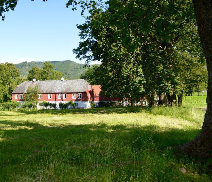 Avlsgården in Rosendal