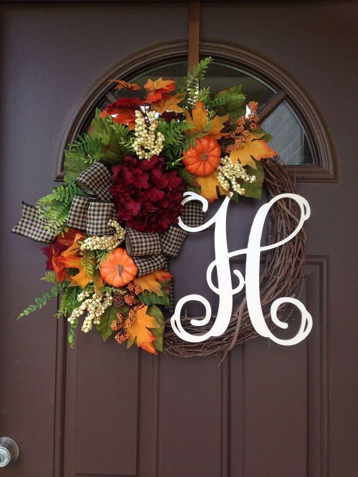 Best Ideas To Create Fall Wreaths Diy 115 Handy Inspirations 061