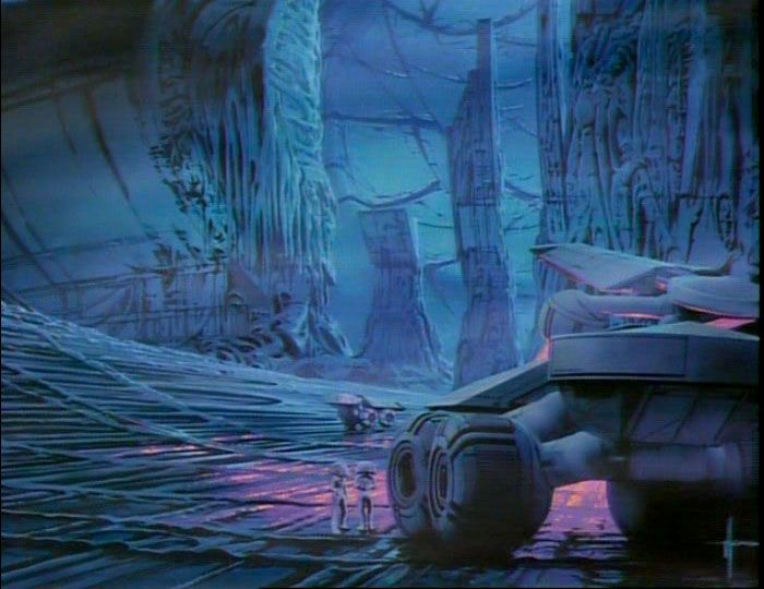 Syd Mead Yamato 2520 Artwork Cosmodna Syd Mead In 2019 Syd Mead Mead Science Fiction Art