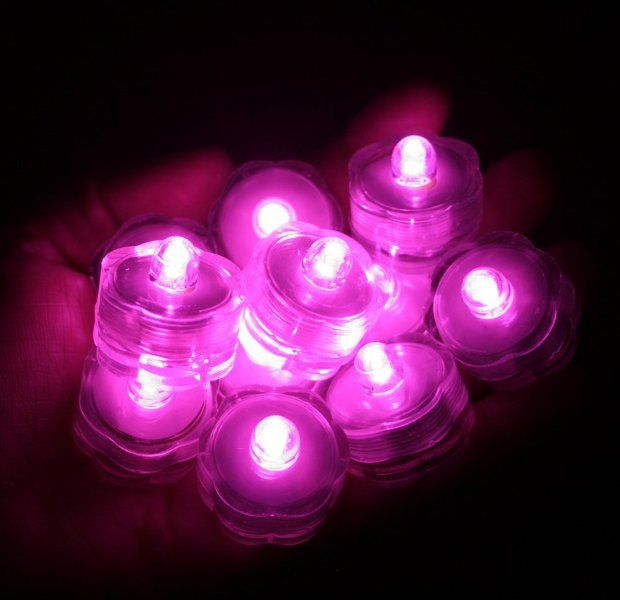 174 Best Images About Submersible Led Tea Lights