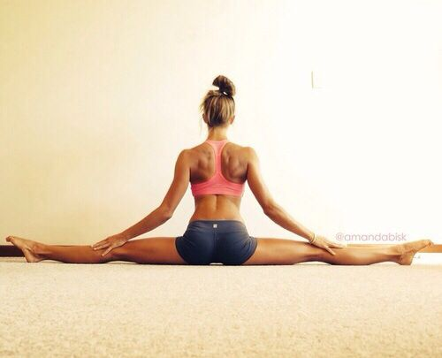6 Stretches for a Flat Split