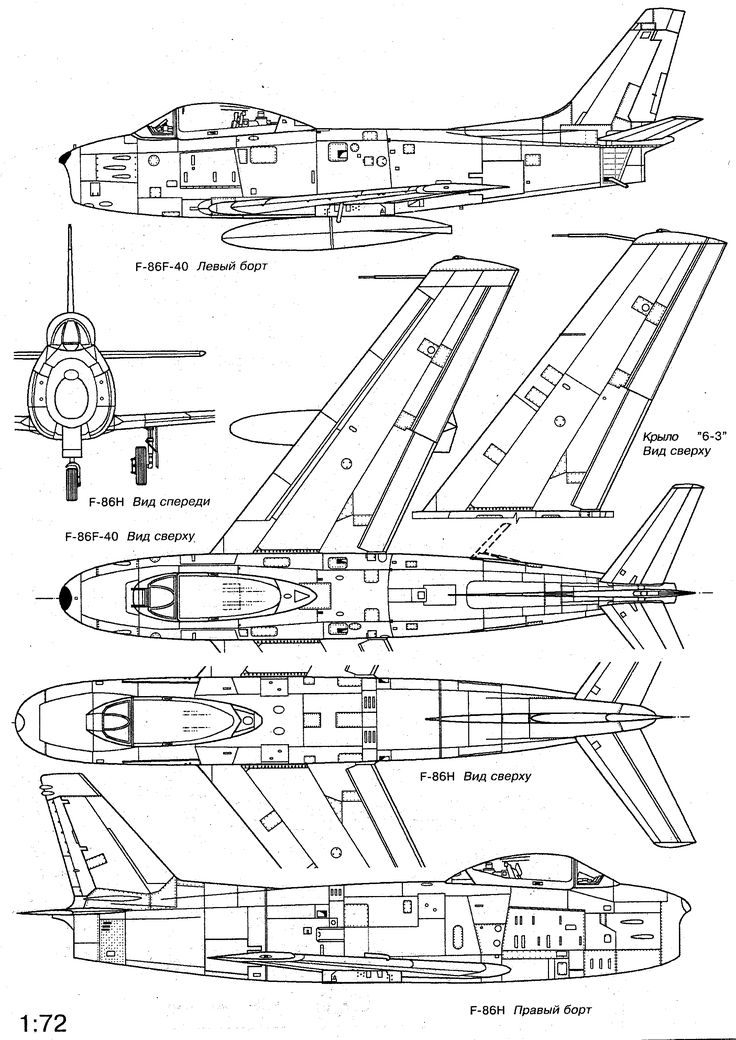 1035 best Aircraft 3-view Scale Drawings images on