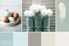 colour palette duck egg - Google Search