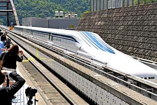 "Should Australian's be jealous? ""581 km/h: Japan tests world's fastest train!"""