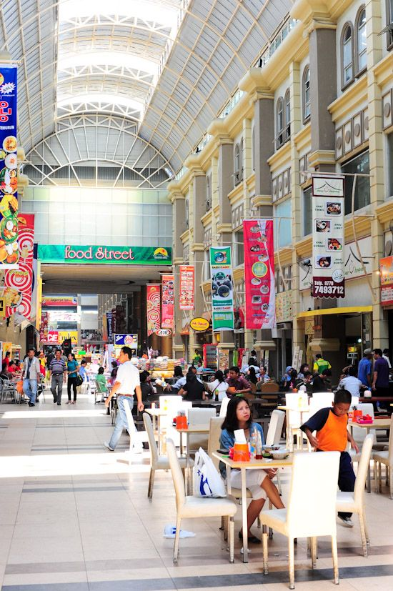 Batam day trip - Nagoya Hill Shopping Mall
